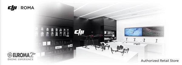 DJI Store EUROMA 2