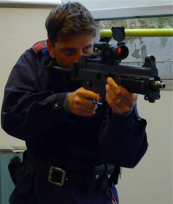 Fabio Badolato Osservatorio TIRO - CONSAP Roma
