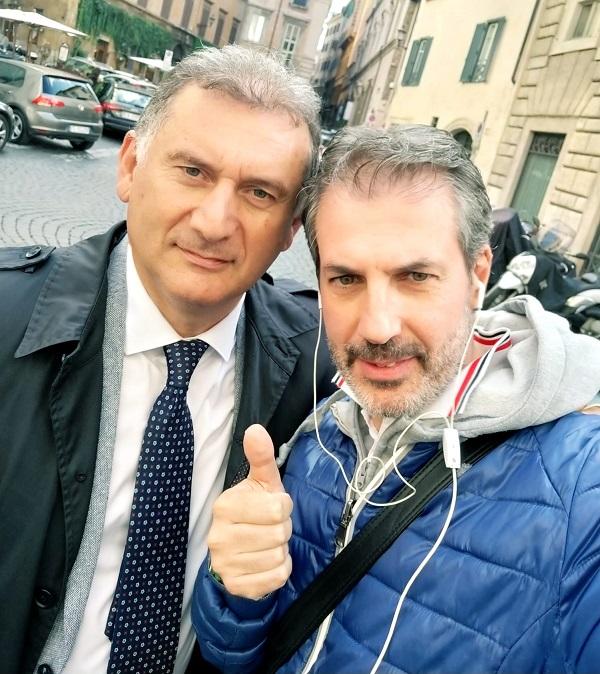 Gianluca GUERRISI - Cesario Bortone