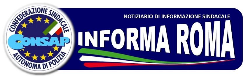 INFORMA ROMA - CONSAP