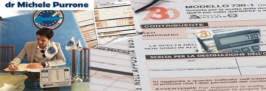 Assistenza Fiscale CONSAP Roma 2021