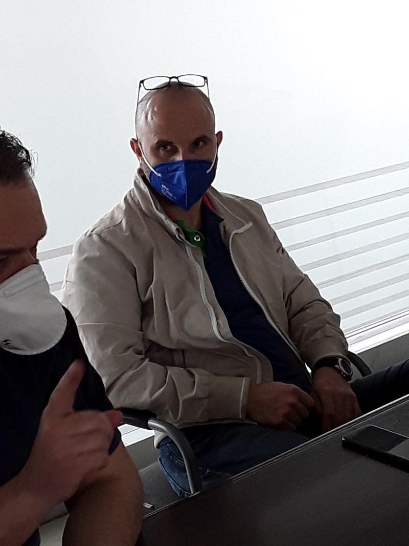 Assemblea Sindacale CONSAP Polizia Stradale ROMA - Massimiliano QUAGLIERI