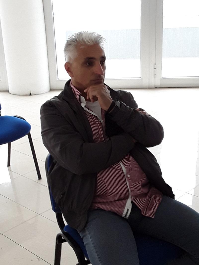 Assemblea Sindacale CONSAP Polizia Stradale ROMA - Luciano D'ARIANO