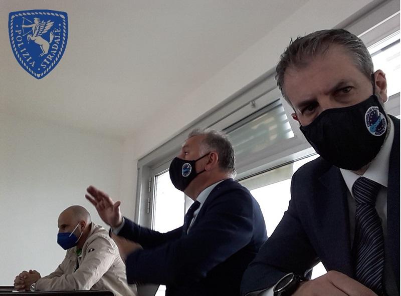 Assemblea Sindacale CONSAP Polizia Stradale ROMA - Gianluca GUERRISI