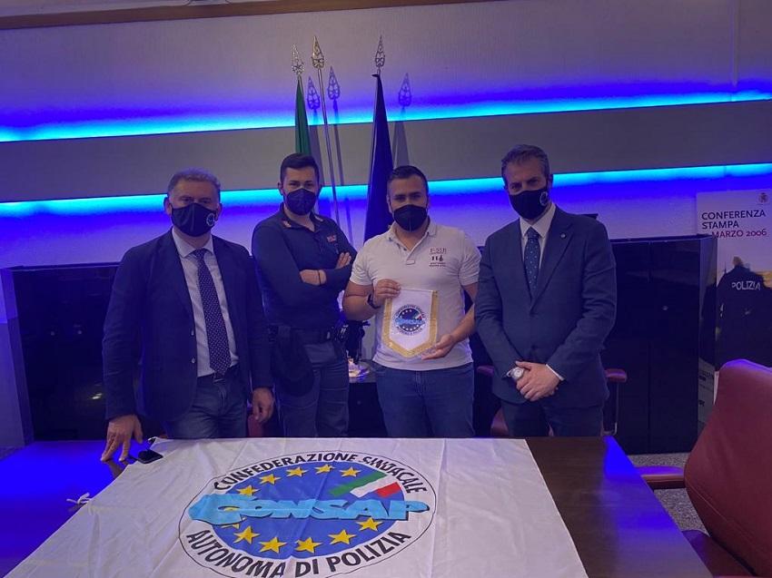 Assemblea Sindacale CONSAP - Comm.to PS Trevi Campo MARZIO