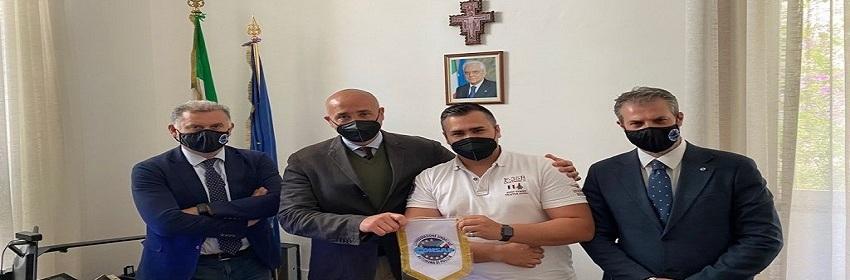 Comm.to PS Trevi Campo Marzio incontro CONSAP dr Fabio ABIS
