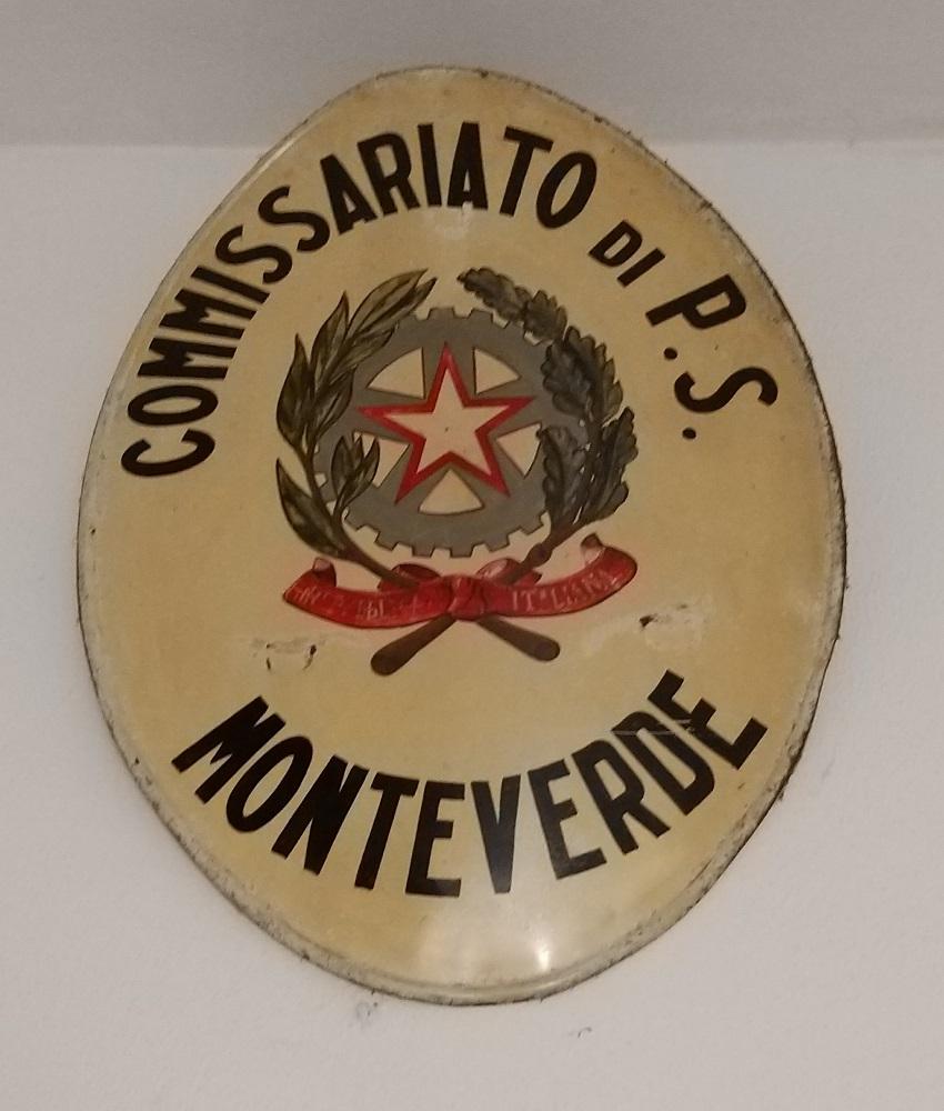 Commissariato di P.S. MONTEVERDE