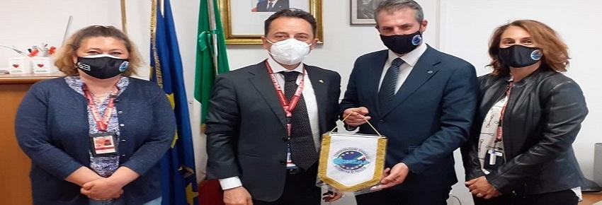 V^ Zona - dr Giovanni BUSACCA - CONSAP Roma