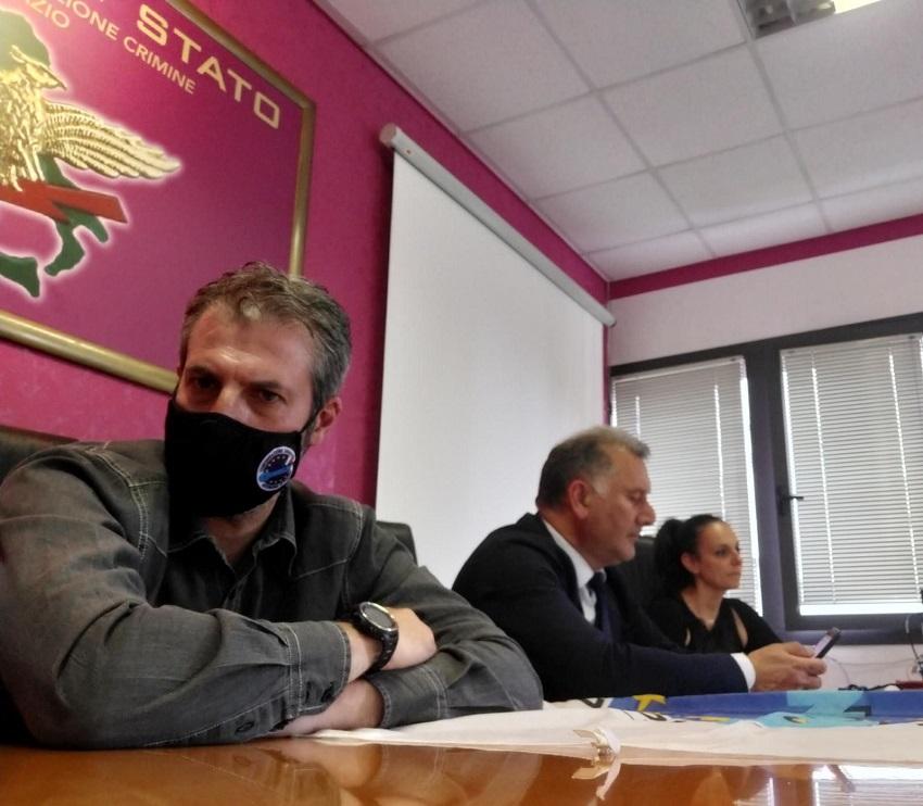 Assemblea Sindacale CONSAP e Incontro Dirigente RPC Lazio dr Federico ZACCARIA