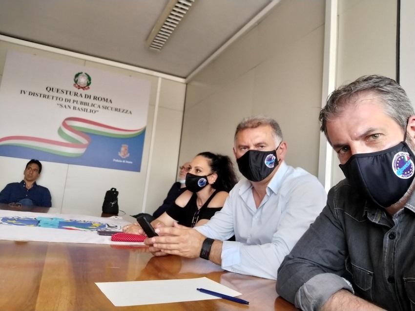 Comm.to PS San Basilio - Assemblea CONSAP