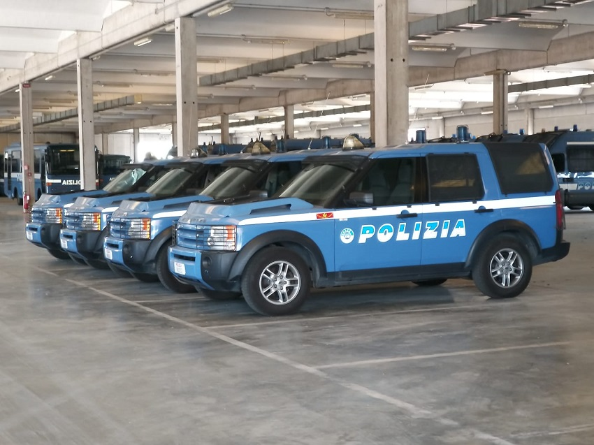 CONSAP - Reparto Mobile ROMA