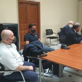 Assemblea Sindacale CONSAP Ottobre 2021 - Palazzo CHIGI